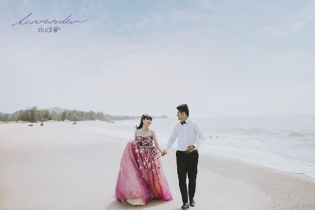 Chụp hình cưới Hồ Cốc cực chất