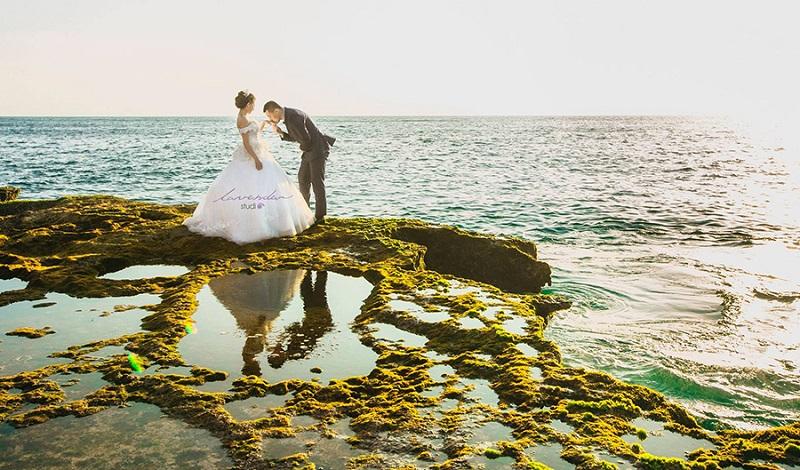 chụp hình cưới ở vĩnh hy