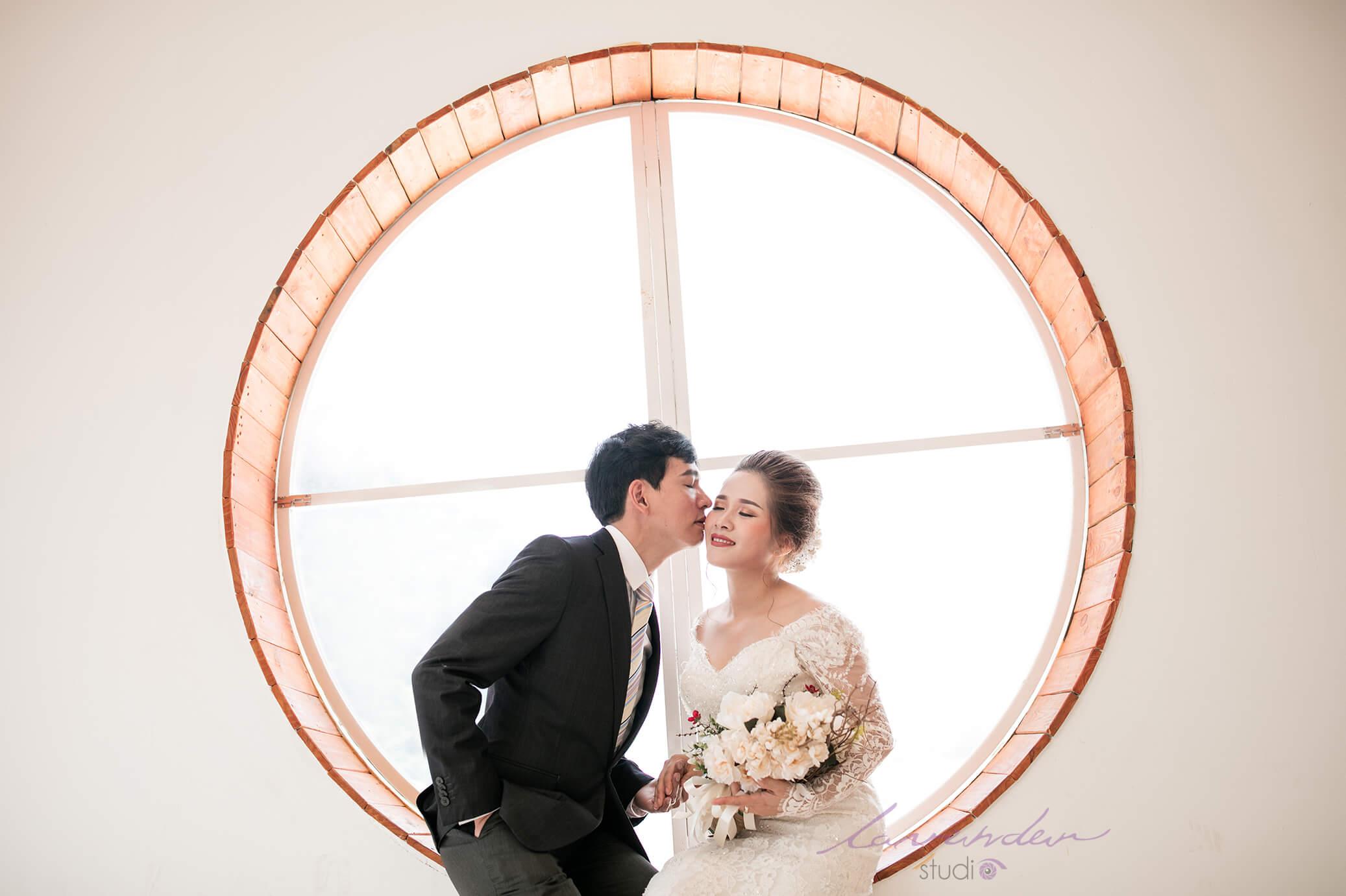 dịch vụ chụp hình cưới phong cách Hàn quốc