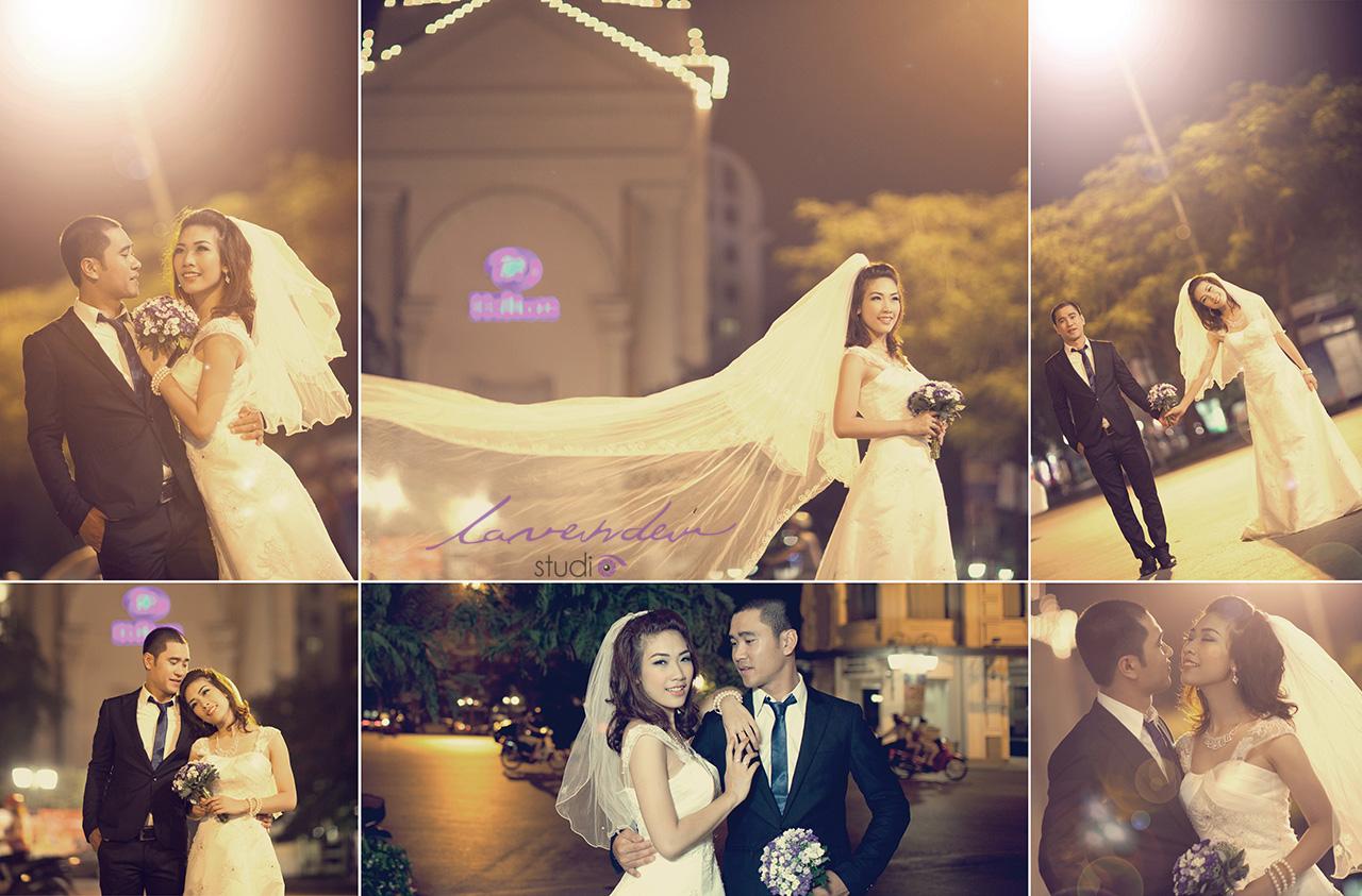 Lavender Studio - địa chỉ chụp ảnh cưới Tphcm