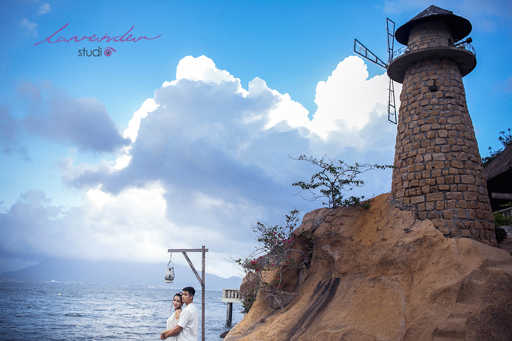 Album chụp cưới tại Nha Trang   Dũng- Mai