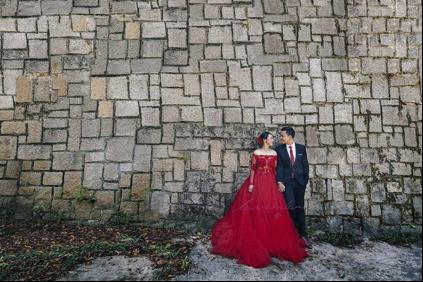 chụp hình cưới ở hồ chí minh