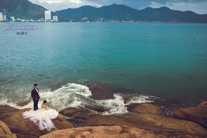 chụp hình cưới ở nha trang đẹp