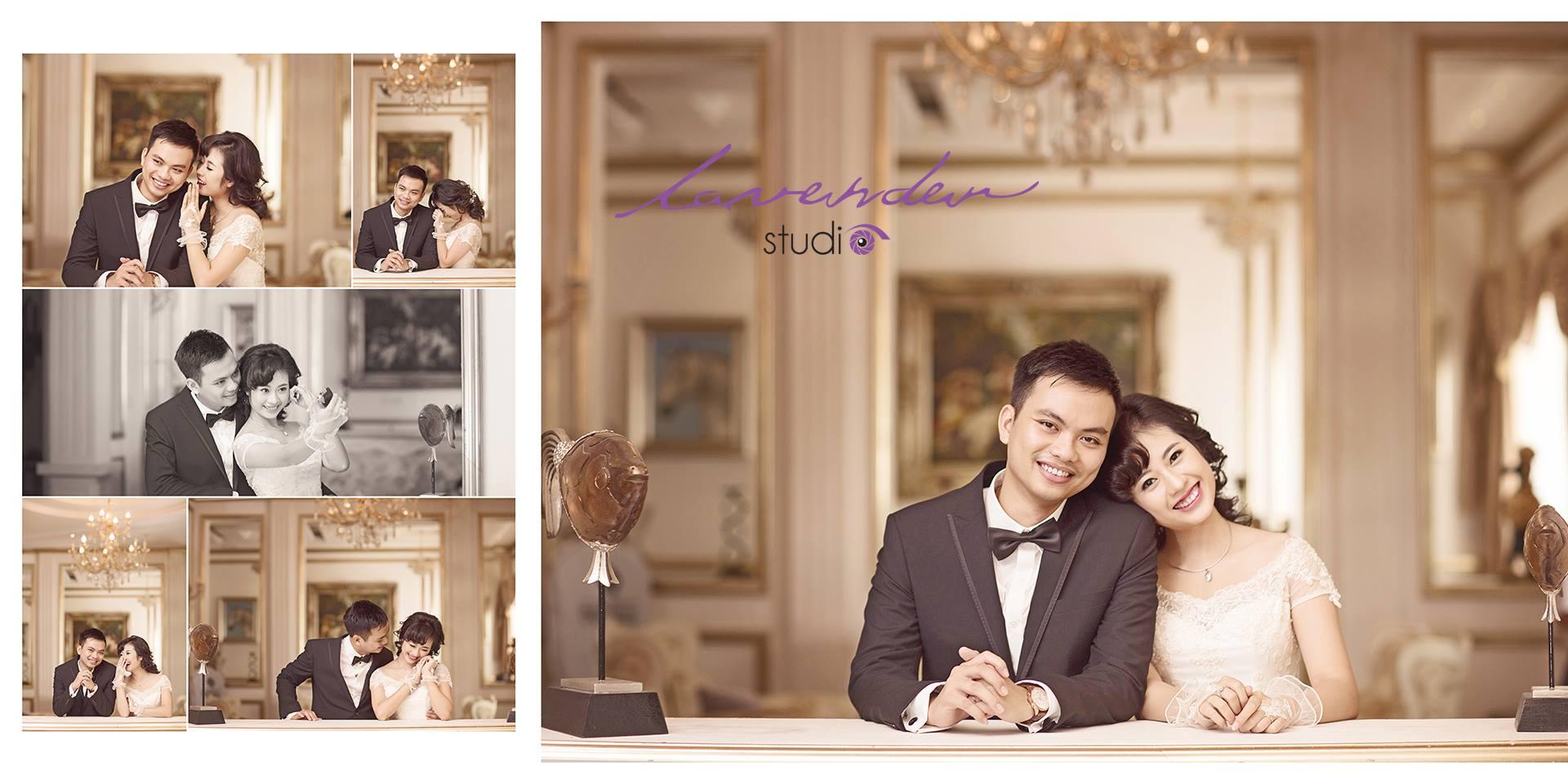 chụp hình cưới tại quán cf