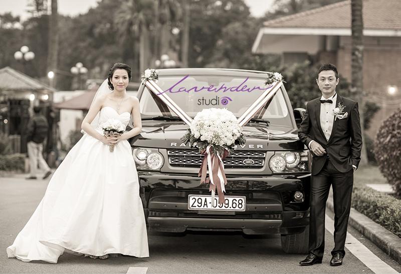 chụp hình cưới theo phong cách phóng sự