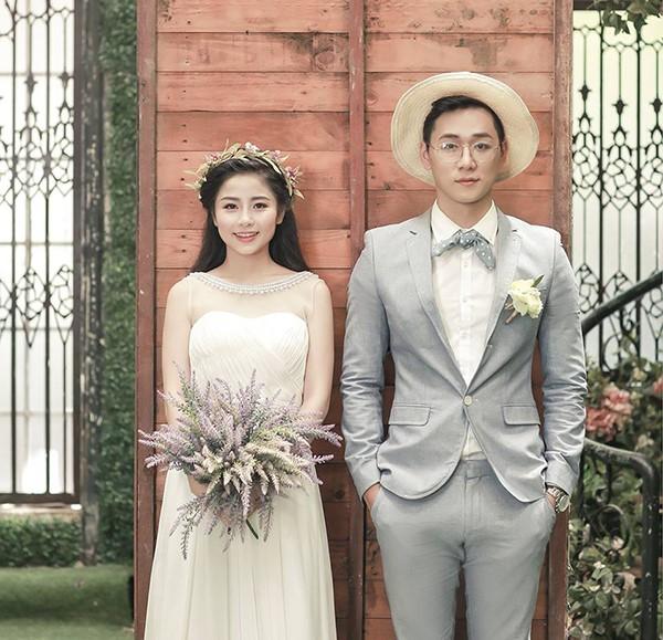 chụp hình cưới theo phong cách vintage