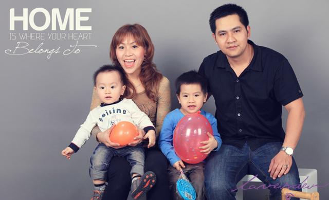 chụp hình gia đình hcm