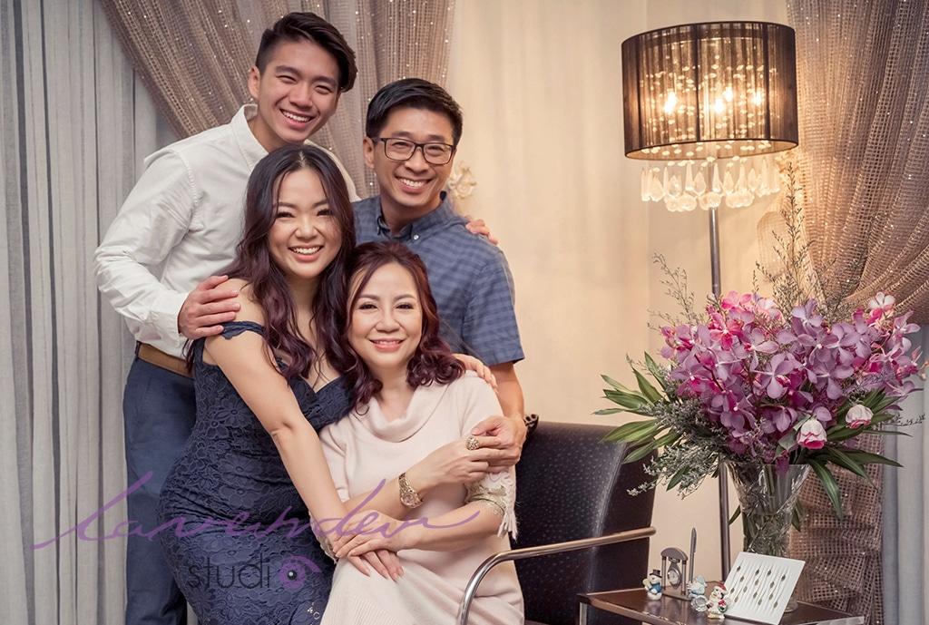 studio chụp hình gia đình ở Hồ chí minh