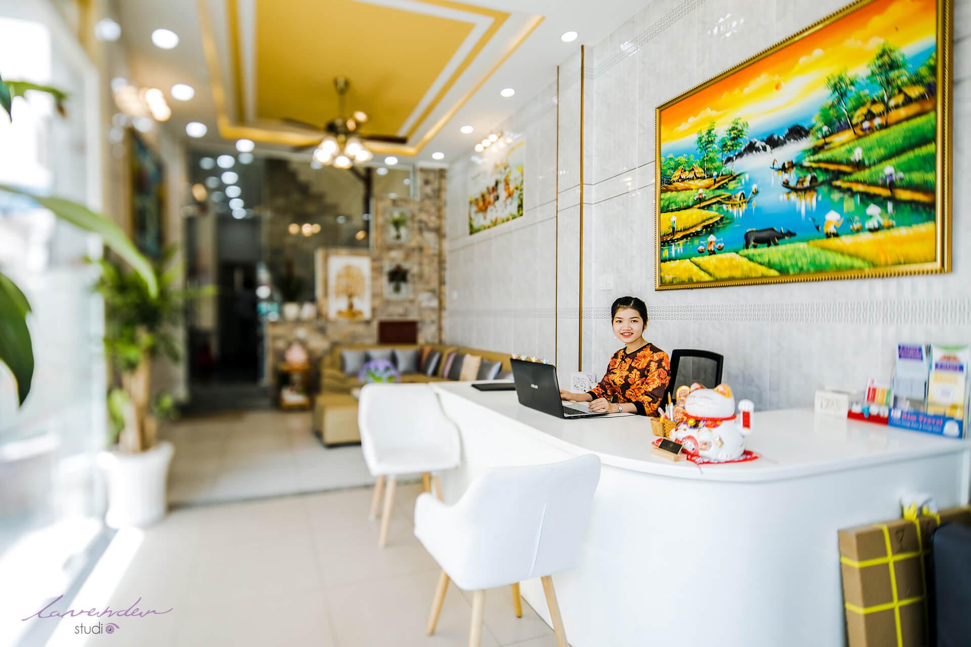 chụp ảnh khách sạn đẹp TPHCM