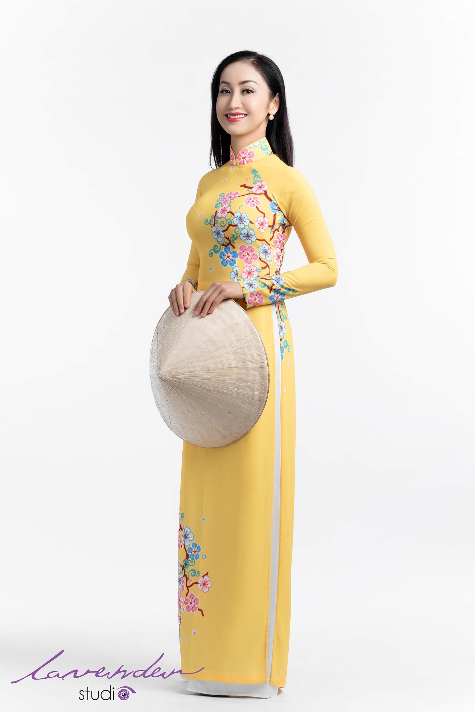 chụp hình nghệ thuật áo dài đẹp tại TP. Hồ Chí Minh