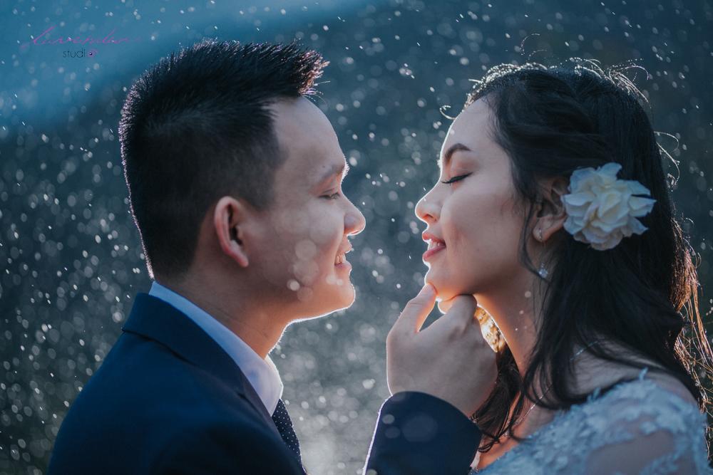 chụp hình cưới rẻ và đẹp ở Đà Lạt