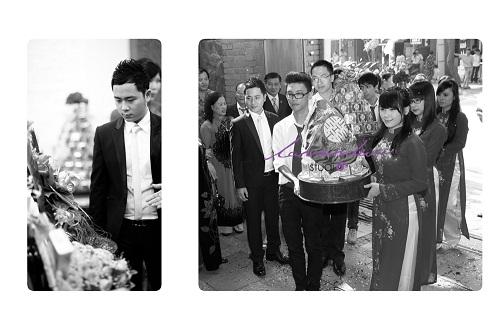 Chụp hình phóng sự cưới