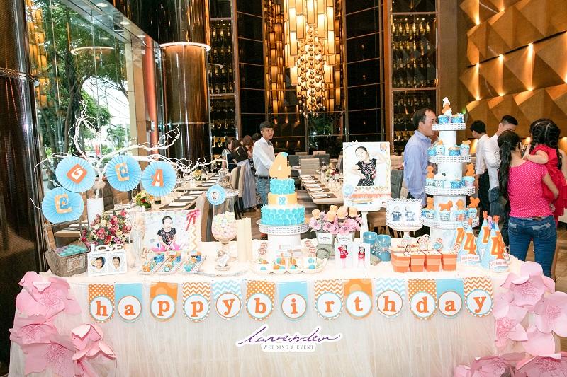 chuyên tổ chức sinh nhật cho bé tại tphcm