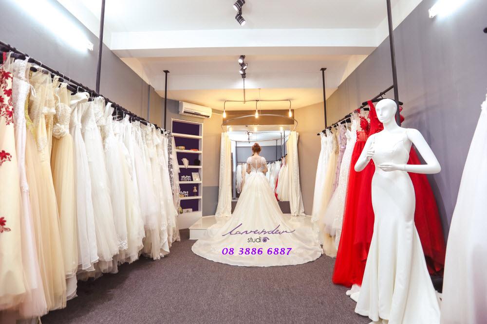 địa chỉ cho thuê váy cưới uy tín ở tphcm