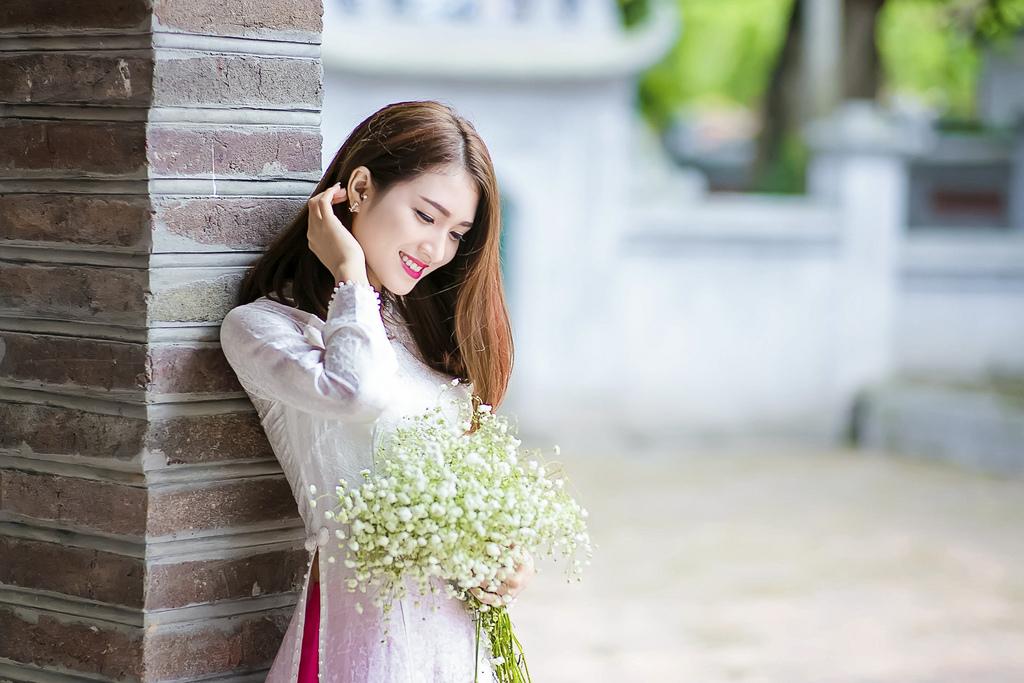Tìm địa chỉ chụp ảnh áo dài đẹp ở Hà Nội