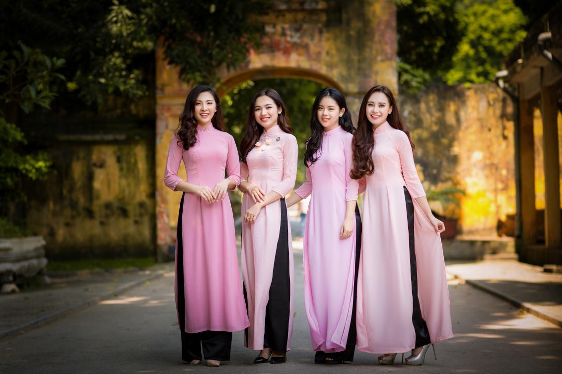 Những địa chỉ chụp ảnh áo dài đẹp tại Hà Nội
