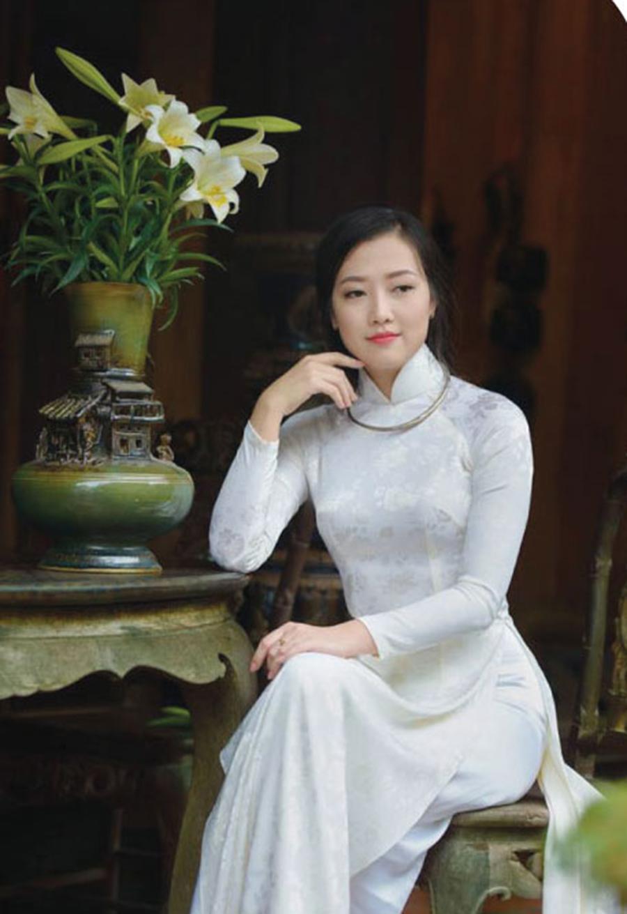 Địa điểm chụp ảnh áo dài đẹp tại Hà Nội