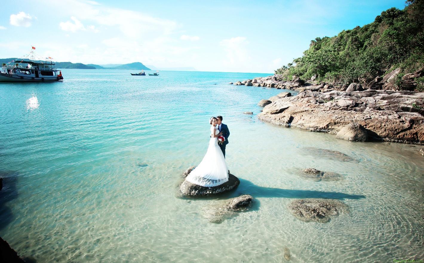 chụp ảnh cưới tại phú quốc