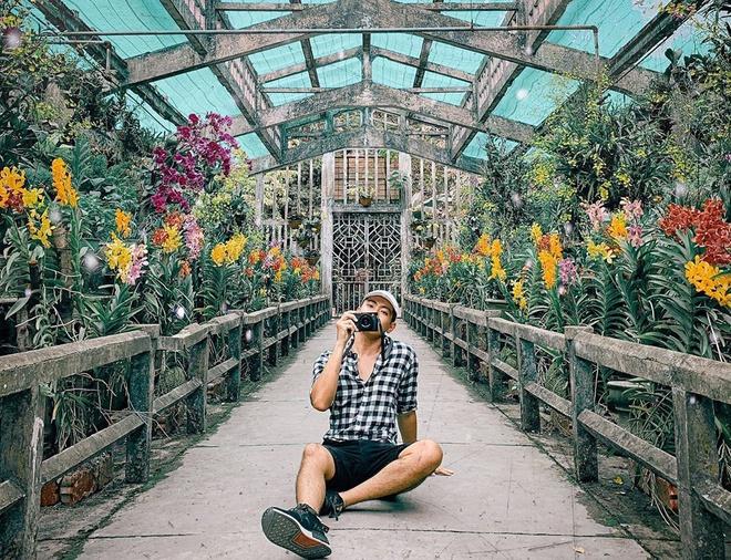 Vườn lan Thảo Cầm Viên