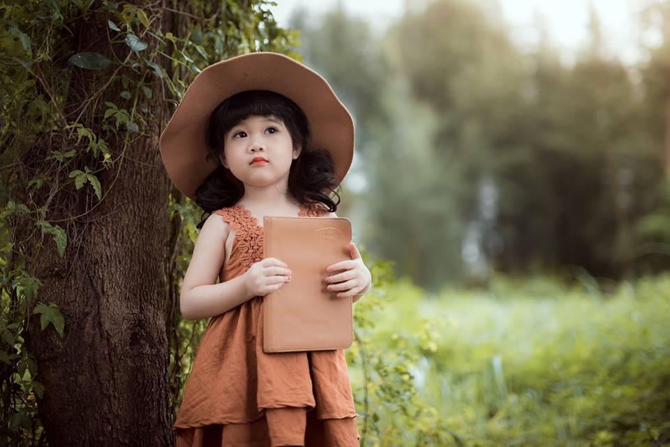 ý tưởng chụp hình cho bé tại Đà Lạt