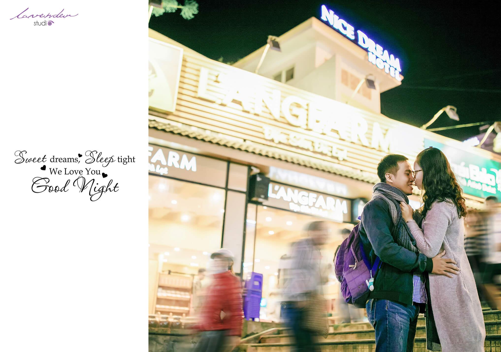 chụp hình cưới ngoại cảnh đẹp Đà lạt