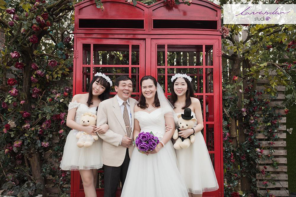 Studio chụp ảnh đại gia đình ở Hà Nội