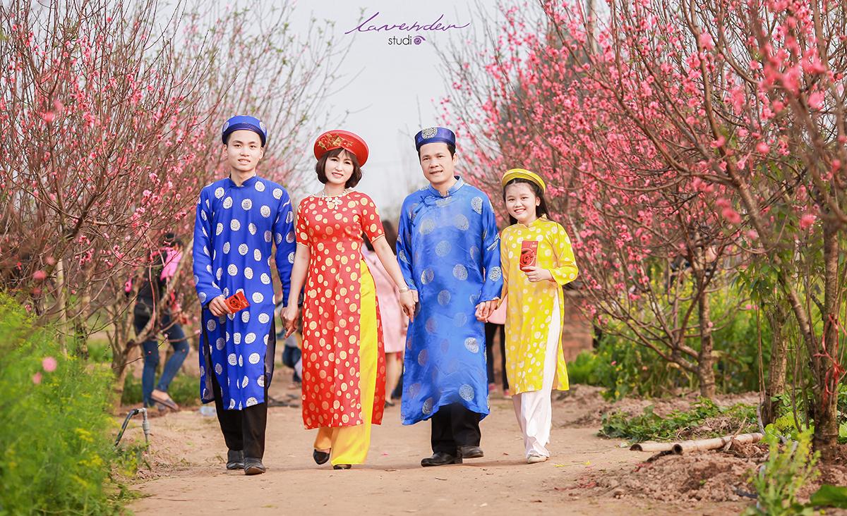 Gói chụp ảnh nghệ thuật Tết tại Hà Nội