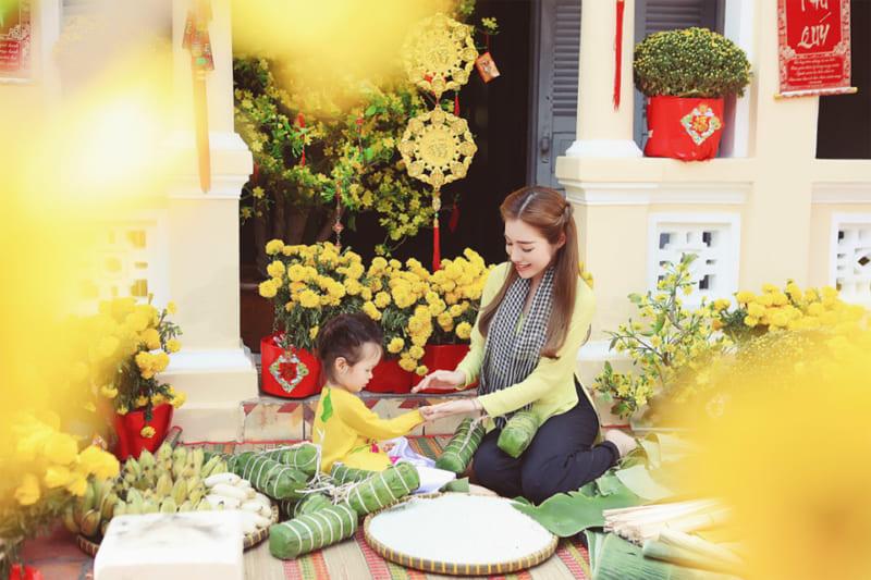 dịch vụ chụp ảnh nghệ thuật Tết ở Hà Nội