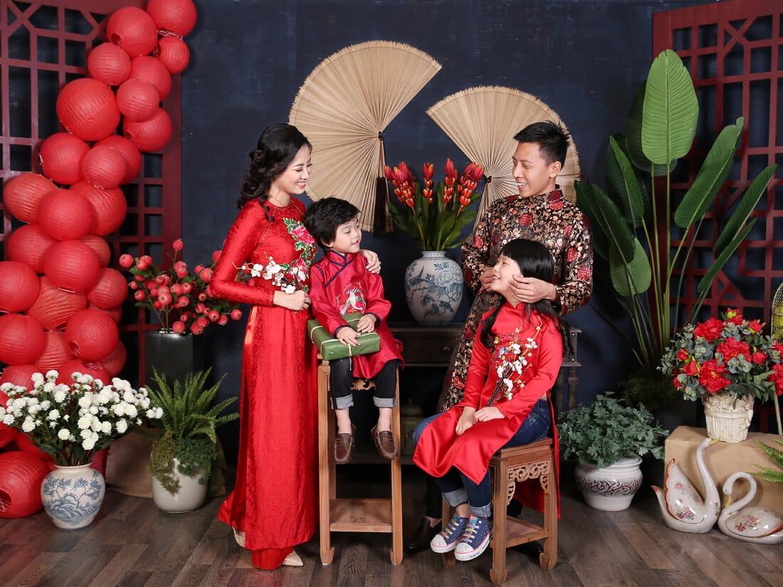 địa chỉ chụp ảnh nghệ thuật Tết đẹp tại Hà Nội
