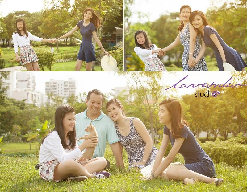 dịch vụ chụp hình gia đình chuyên nghiệp