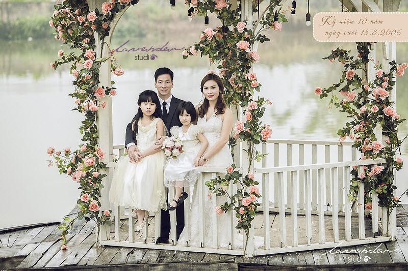 dịch vụ chụp hình kỷ niệm ngày cưới
