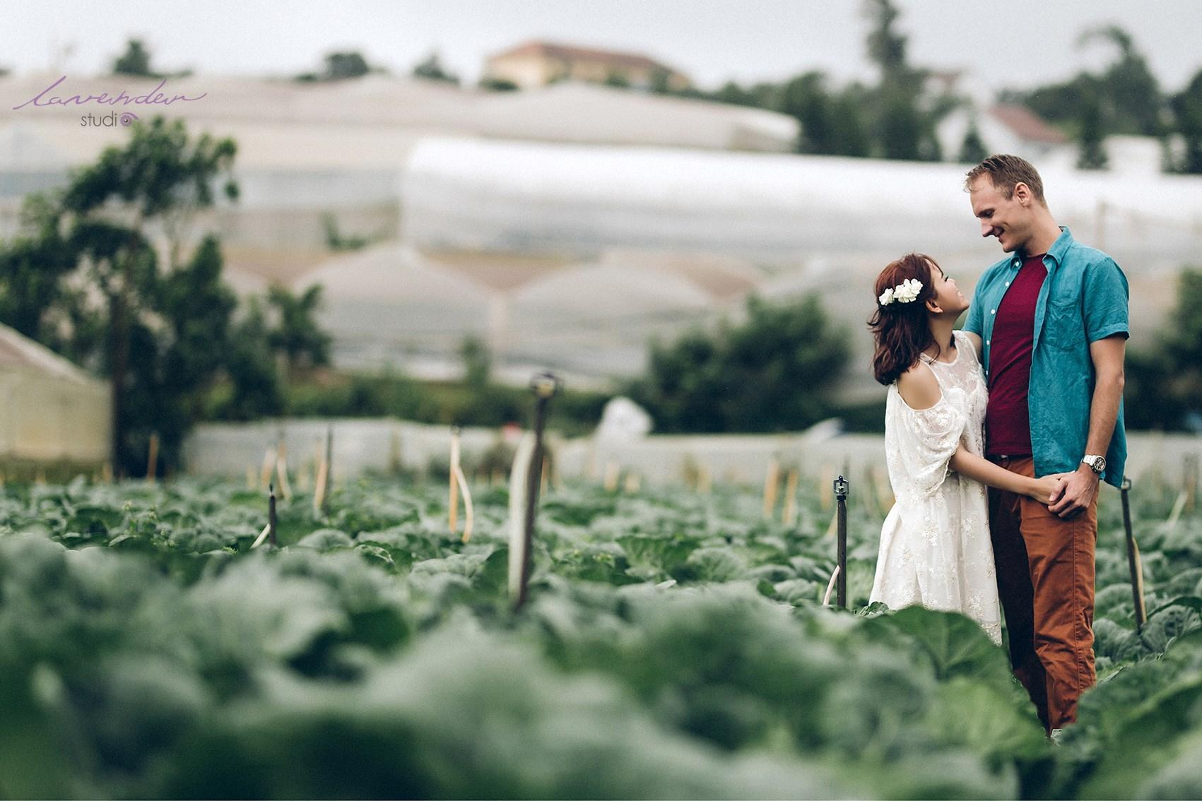 giá cả dịch vụ chụp hình cưới ngoại cảnh đà lạt