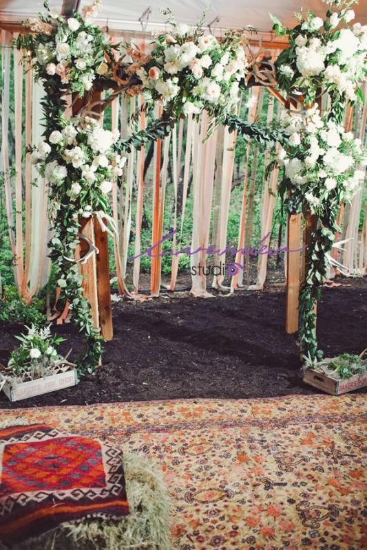 Dịch vụ trang trí tiệc cưới trọn gói ngoài trời
