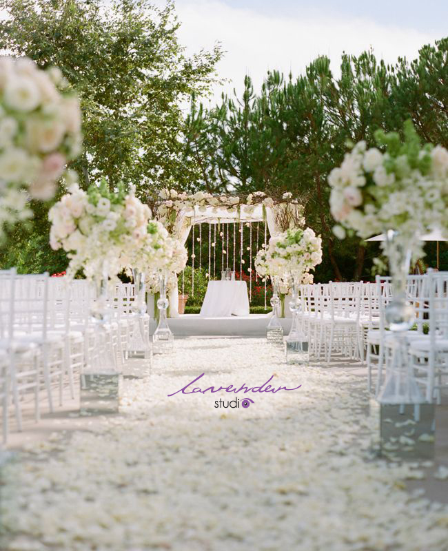 Wedding and event Lavender