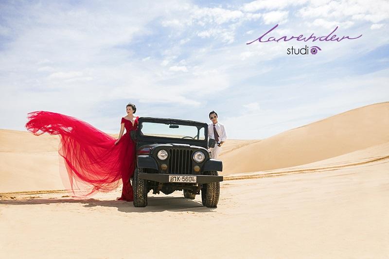 chụp hình cưới kết hợp du lịch tại mũi né phan thiết