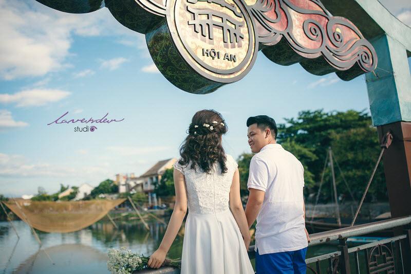 du lịch và chụp hình cưới tại hội an