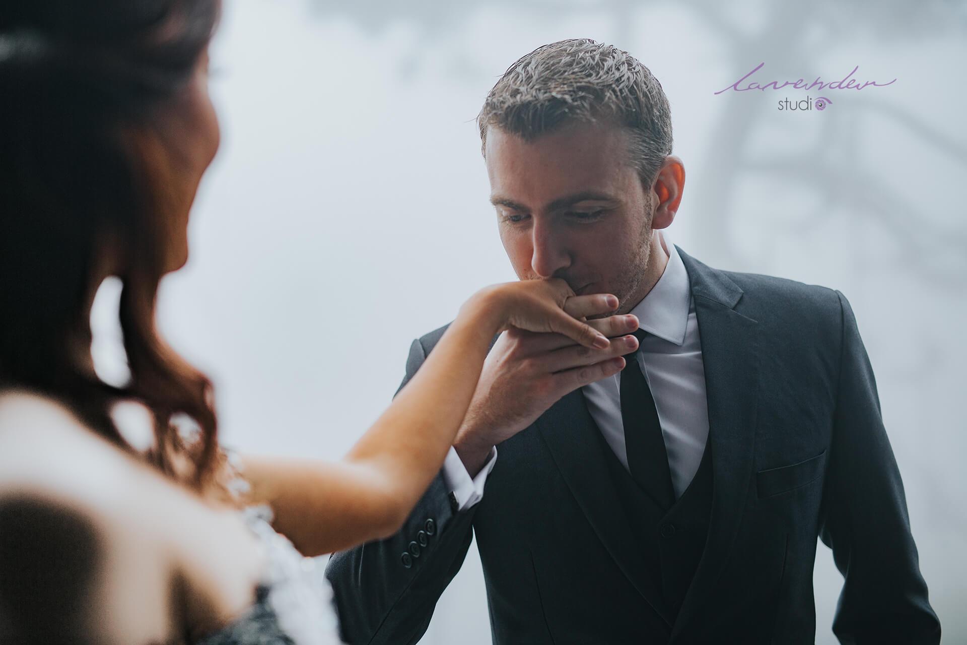 Phim trường chụp hình cưới tại Đà Nẵng lavender