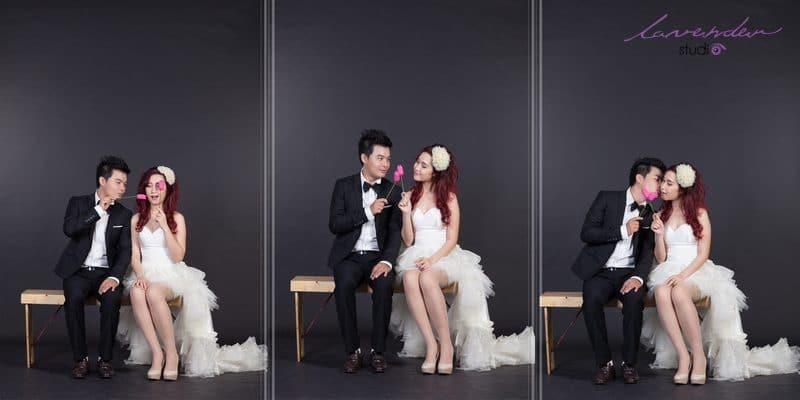 Cách chụp hình cưới tại studio cực đẹp, điều bạn nên biết