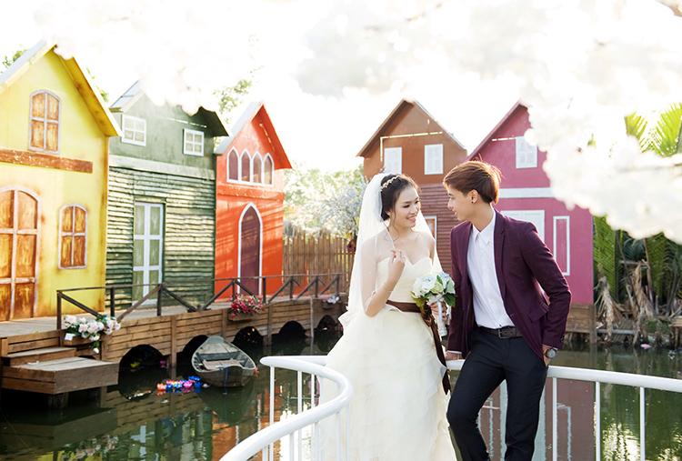 Điểm danh 10 phim trường chụp ảnh cưới tuyệt đẹp 5