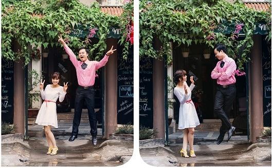 Tham khảo cách tạo dáng để chụp hình cưới
