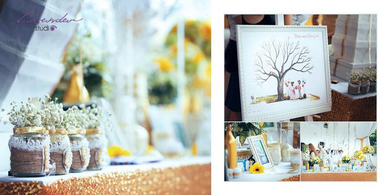 khác nhau giữa chụp hình cưới phóng sự và truyền thống