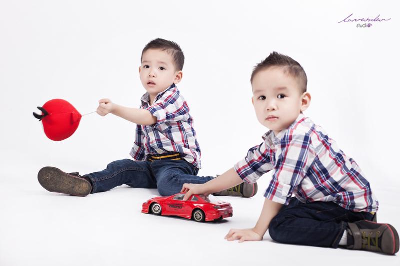 kinh nghiệm chụp hình cho các bé nhút nhát