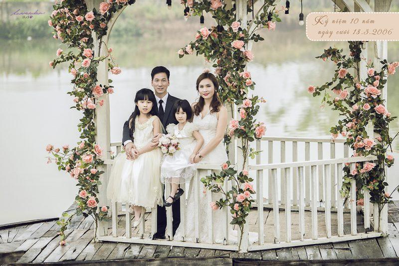 lựa chọn đơn vị chụp hình gia đình uy tín