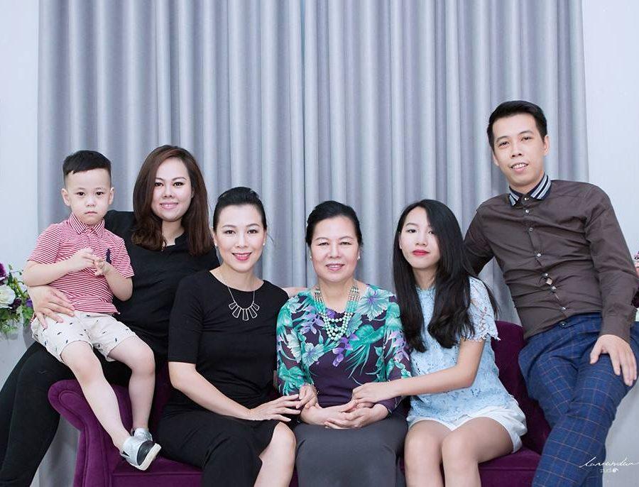 kinh nghiệm chụp hinhg gia đình tại nhà