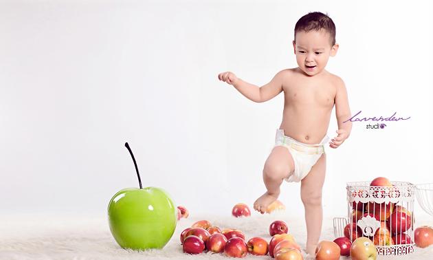 tìm hiểu thông tin khi chụp hình nghệ thuật cho bé