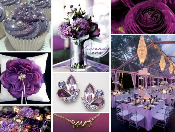 Trọn gói dịch vụ Lavender wedding planner