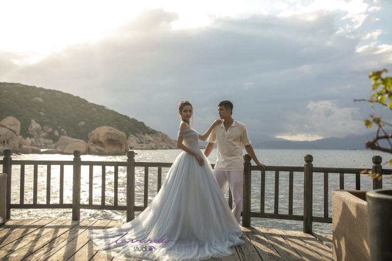 nha trang du lịch chụp hình cưới