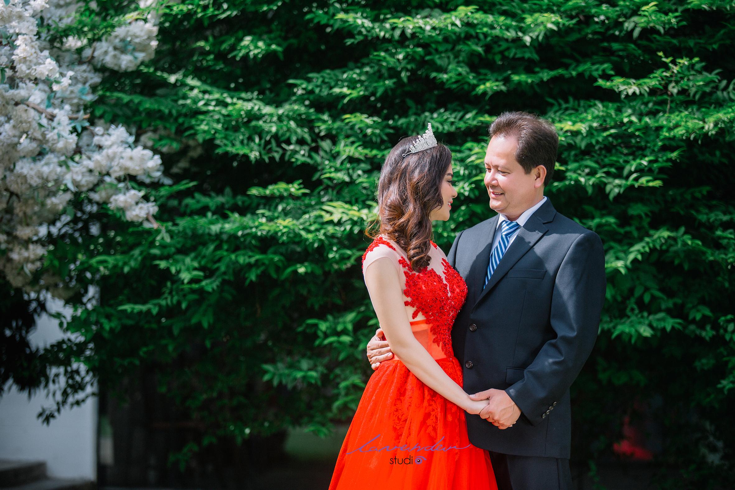 phim trường chụp hình cưới đẹp