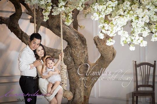 Studio chụp ảnh nghệ thuật gia đình đẹp