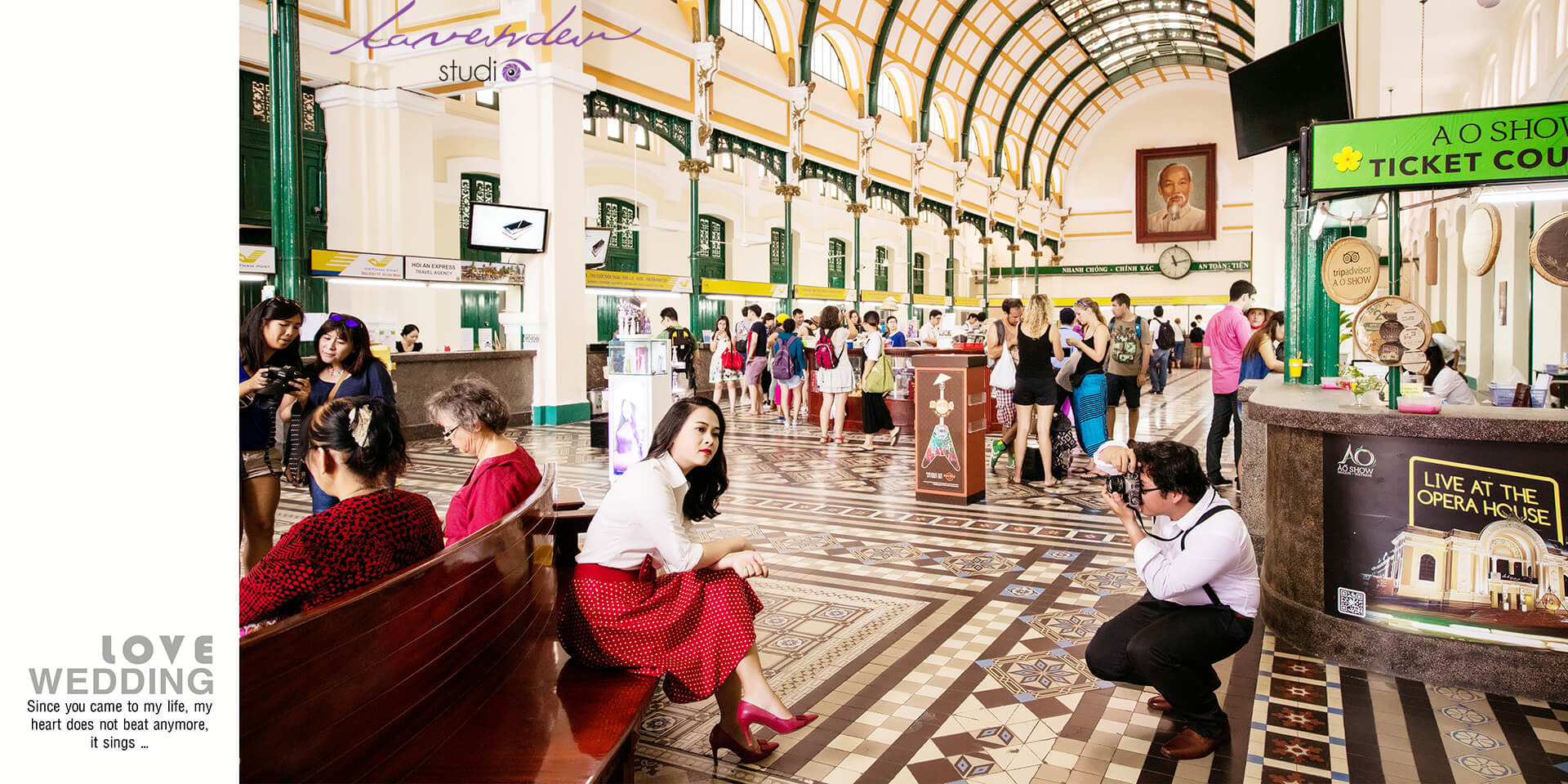 dịch vụ chụp hình cưới đẹp và uy tín tại Sài gòn